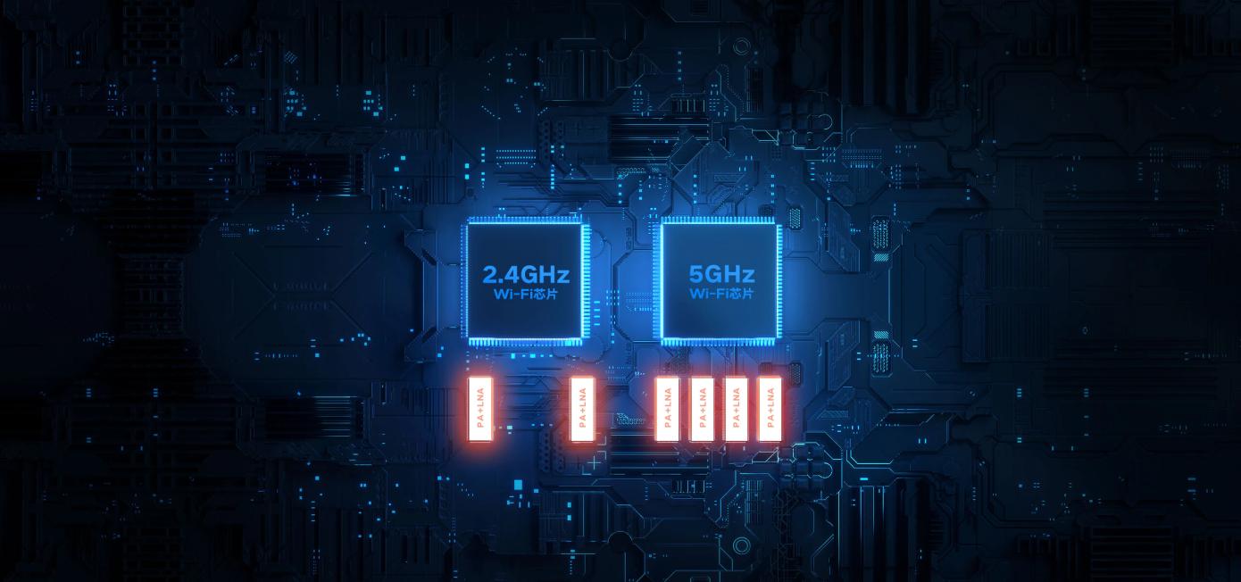 Opisanie Router Xiaomi Aiot Router Ax3600 4