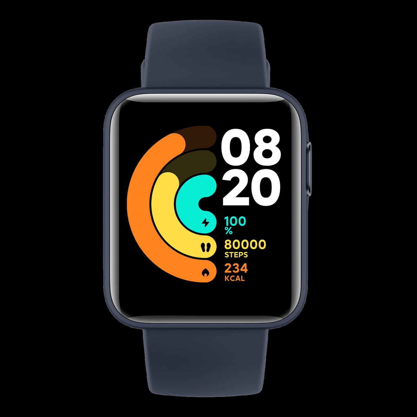 Opisanie Umnye Chasy Xiaomi Mi Watch Lite 1