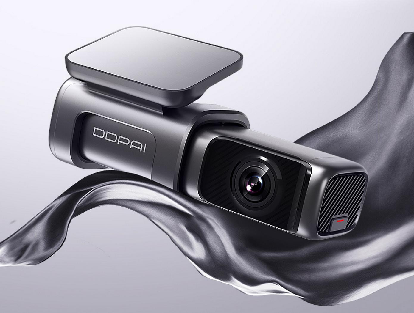 Opisanie Videoregistrator Xiaomi Ddpai Mini 5 Dash Cam 3