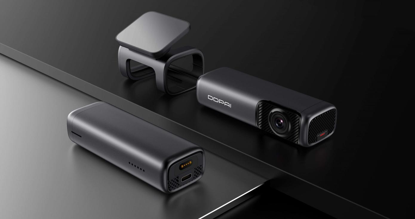 Opisanie Videoregistrator Xiaomi Ddpai Mini 5 Dash Cam 7