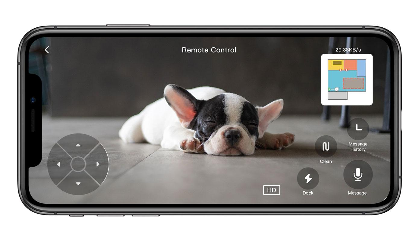 Opisanie Xiaomi Roborock S6 Maxv 5