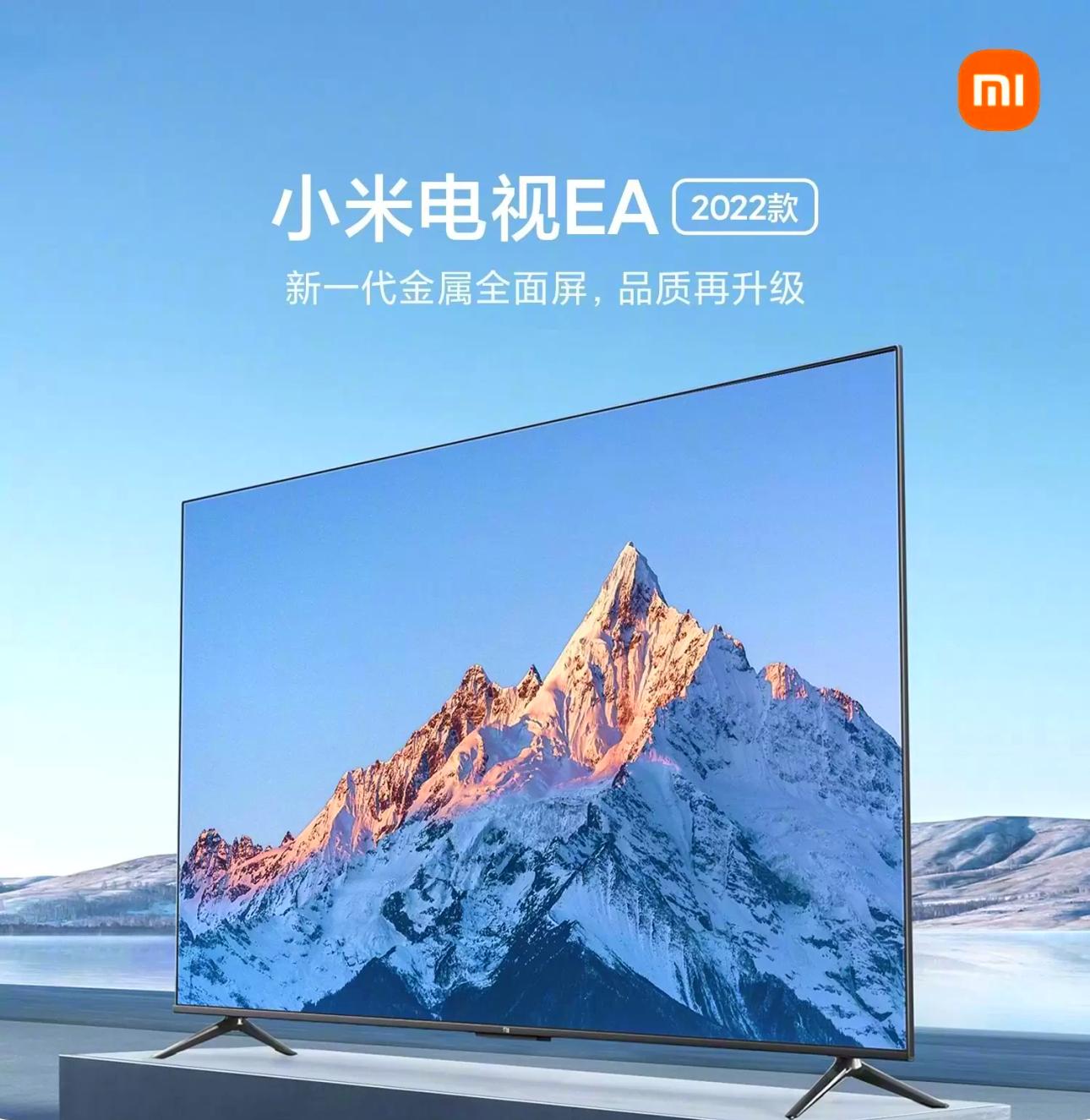 Xiaomi Predstavila Novuyu Linejku Smart Televizorov Mi Tv Ea 2022 2
