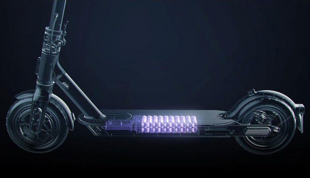 Elektrosamokat Xiaomi Mi Electric Scooter Essential Lite Black Eu 6