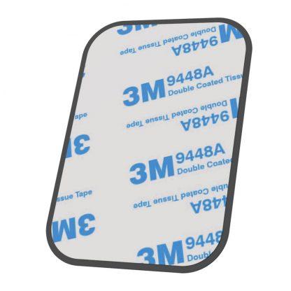 Metallicheskaya Plastina Dlya Avtoderzhatelya Xiaomi Arroys Metal Plate Set Black 3