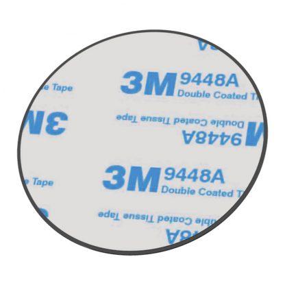 Metallicheskaya Plastina Dlya Avtoderzhatelya Xiaomi Arroys Metal Plate Set Black 7