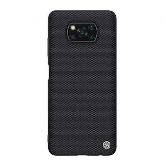 Nakladka Nillkin Textured Case Dlya Xiaomi Poco X3 X3 Pro Chernyj 1