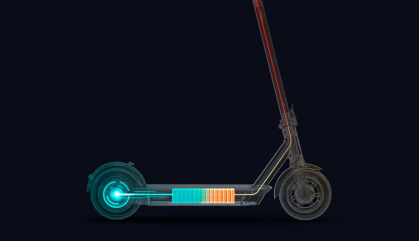 Opisanie Elektrosamokat Ninebot Kickscooter Max G30 4