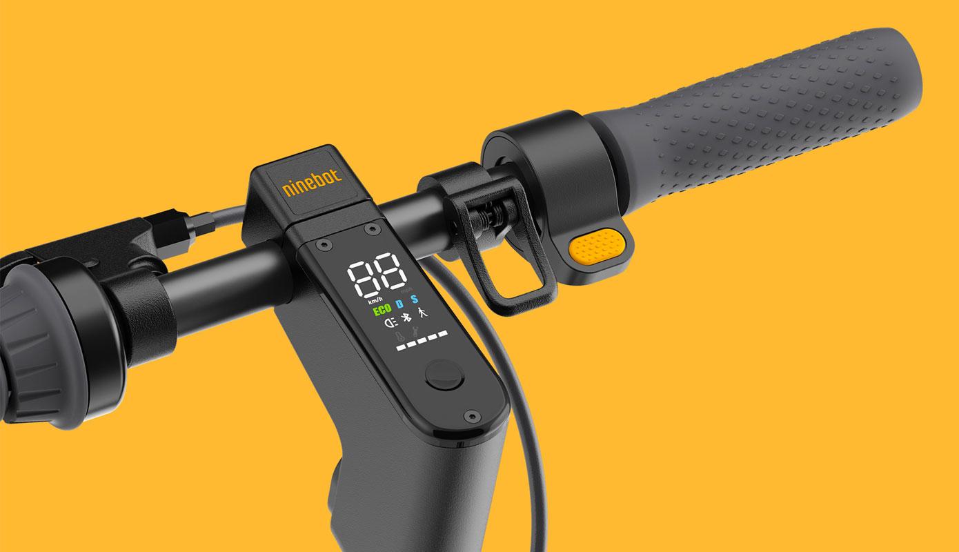 Opisanie Elektrosamokat Ninebot Kickscooter Max G30 8