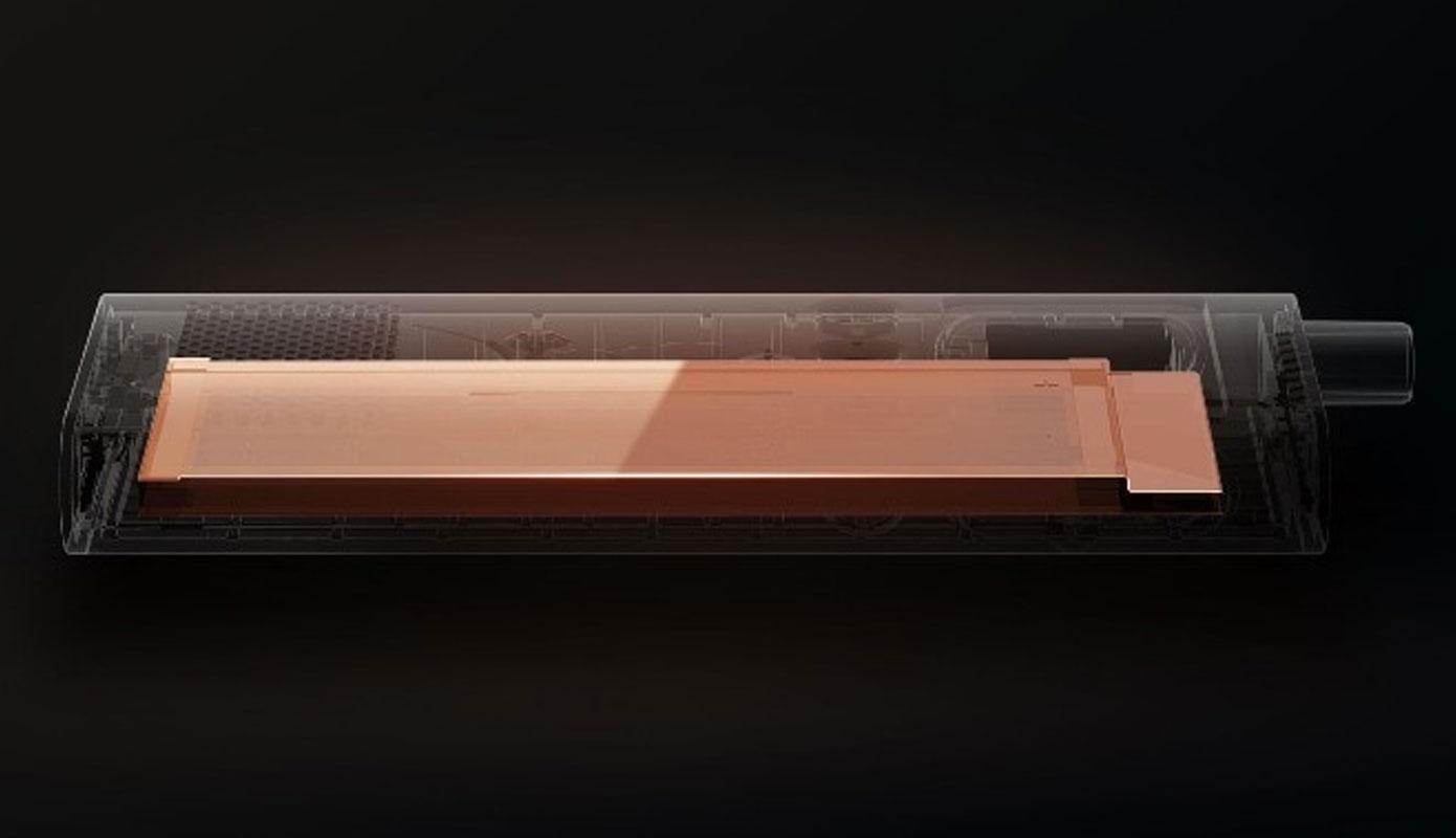 Opisanie Racziya Xiaomi Mijia Walkie Talkie 1s 8
