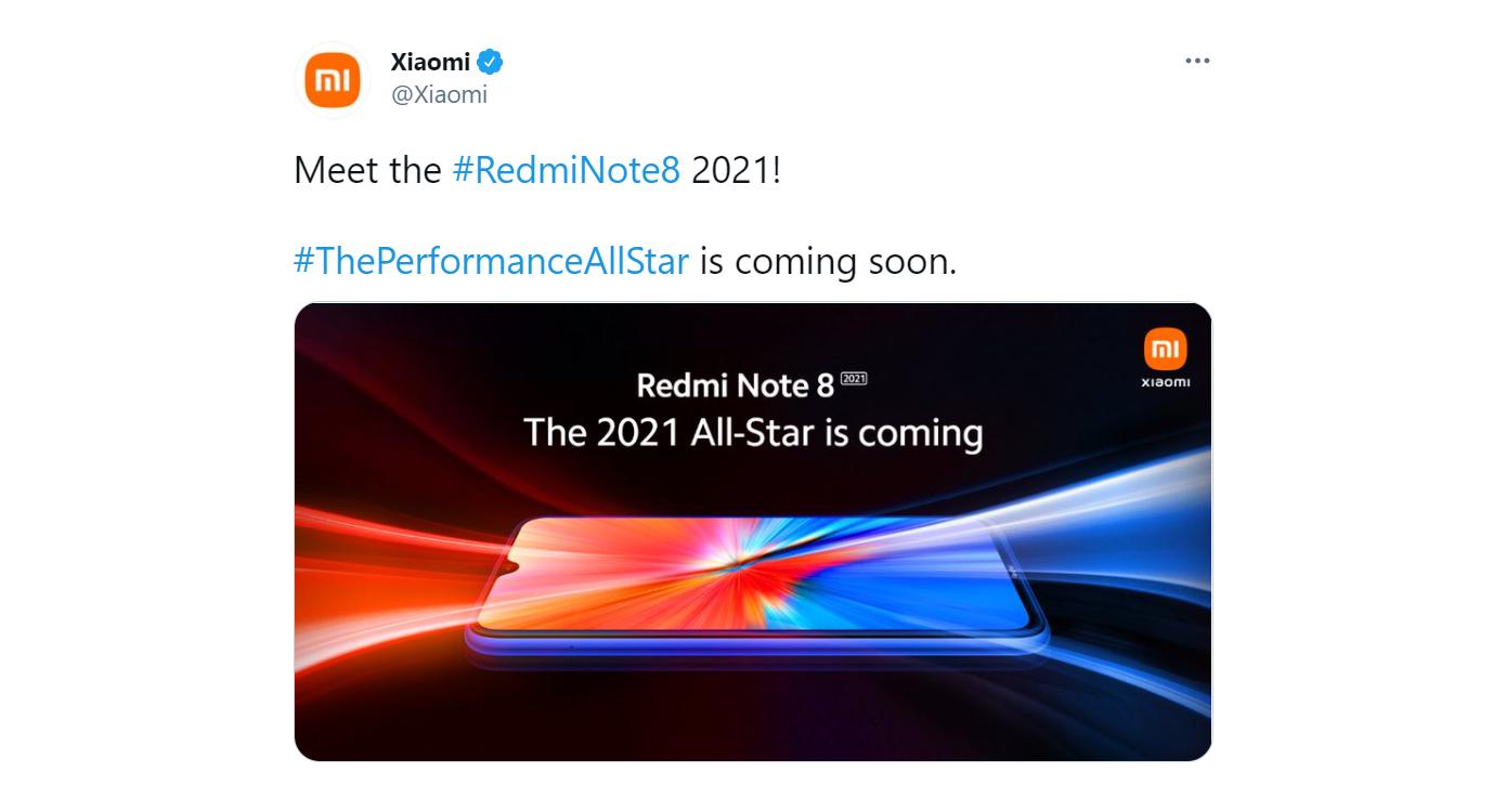 Xiaomi Predstavit Novyj Redmi Note 8 2