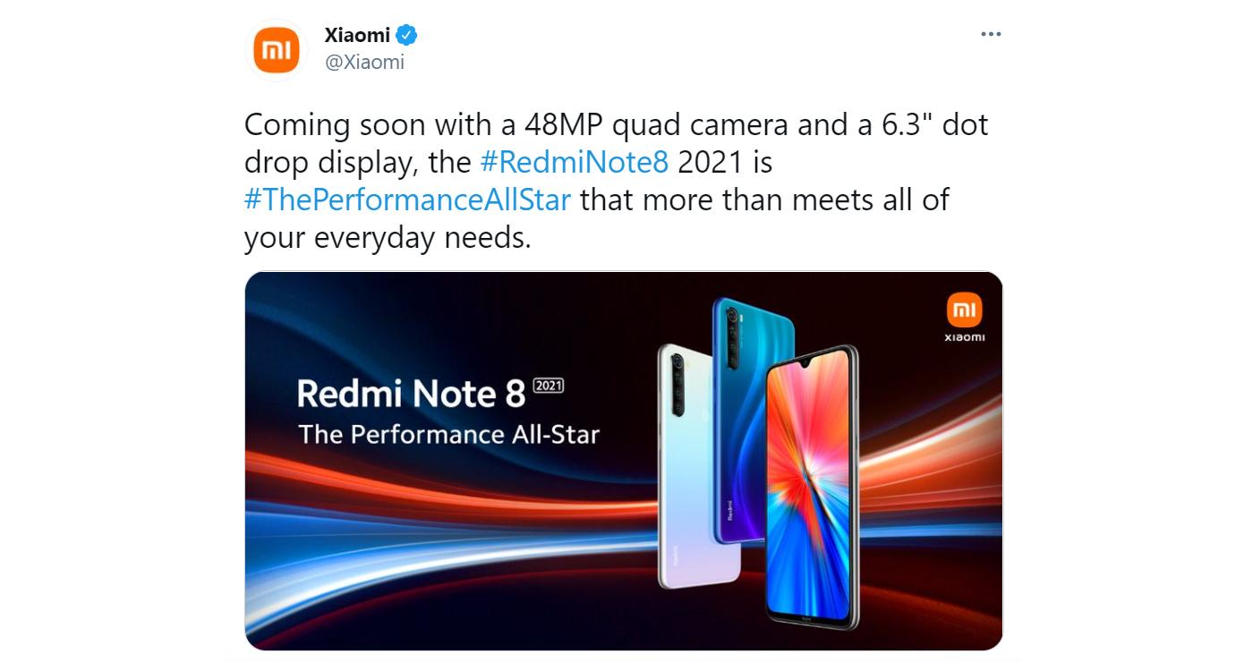 Xiaomi Predstavit Novyj Redmi Note 8 3