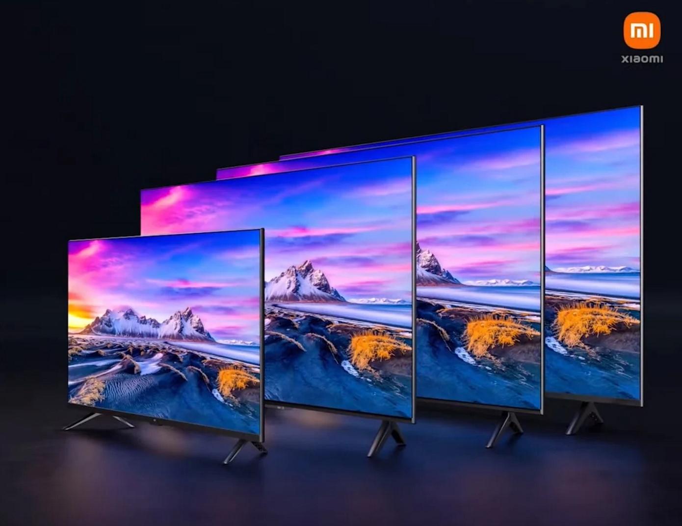Xiaomi Vypustila Linejku Mi Tv P1 1