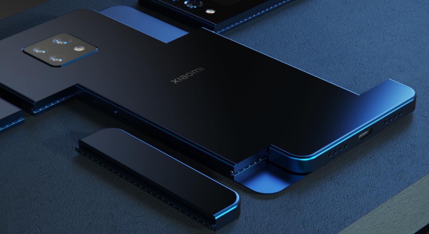 Xiaomi Zapatentovala Smartfon S Bystrosmennymi Modulyami 1