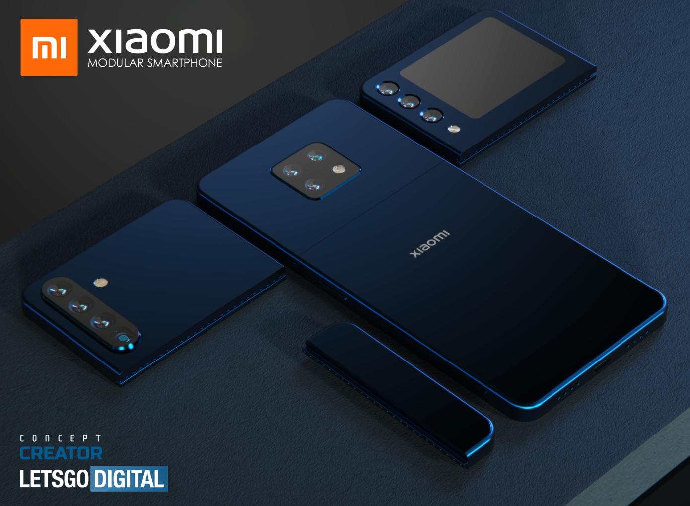 Xiaomi Zapatentovala Smartfon S Bystrosmennymi Modulyami 3