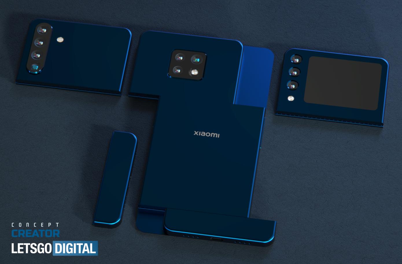 Xiaomi Zapatentovala Smartfon S Bystrosmennymi Modulyami 5