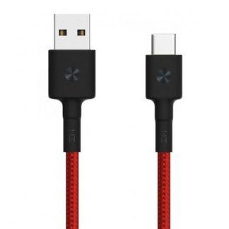 Kabel Usb Type C Xiaomi Zmi 30 Sm Krasnyj Al411 1