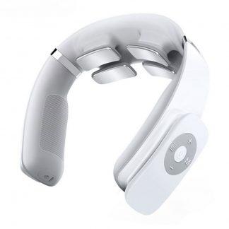 Massazher Dlya Shei Xiaomi Jeeback Comfortable Neck Massager G3 White 1