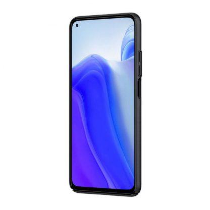 Nakladka Nillkin Silikonovaya Camshield Dlya Xiaomi Mi 10t Pro Chernyj 4
