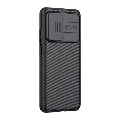 Nakladka Nillkin Silikonovaya Camshield Dlya Xiaomi Mi 10t Pro Chernyj 5