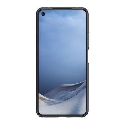 Nakladka Nillkin Silikonovaya Camshield Dlya Xiaomi Mi11 Lite Chernyj 2
