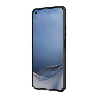 Nakladka Nillkin Silikonovaya Camshield Dlya Xiaomi Mi11 Lite Chernyj 4
