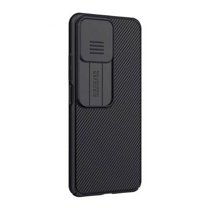 Nakladka Nillkin Silikonovaya Camshield Dlya Xiaomi Mi11 Lite Chernyj 5