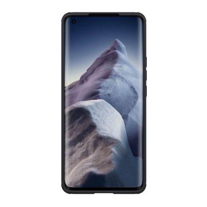 Nakladka Nillkin Silikonovaya Camshield Dlya Xiaomi Mi11 Ultra Chernyj 2