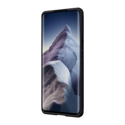 Nakladka Nillkin Silikonovaya Camshield Dlya Xiaomi Mi11 Ultra Chernyj 4