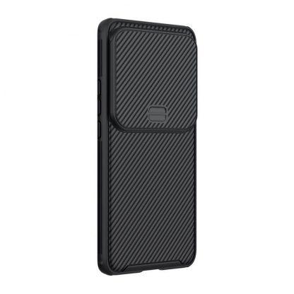 Nakladka Nillkin Silikonovaya Camshield Dlya Xiaomi Mi11 Ultra Chernyj 5