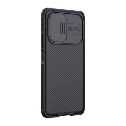 Nakladka Nillkin Silikonovaya Camshield Dlya Xiaomi Poco F3 Chernyj 5