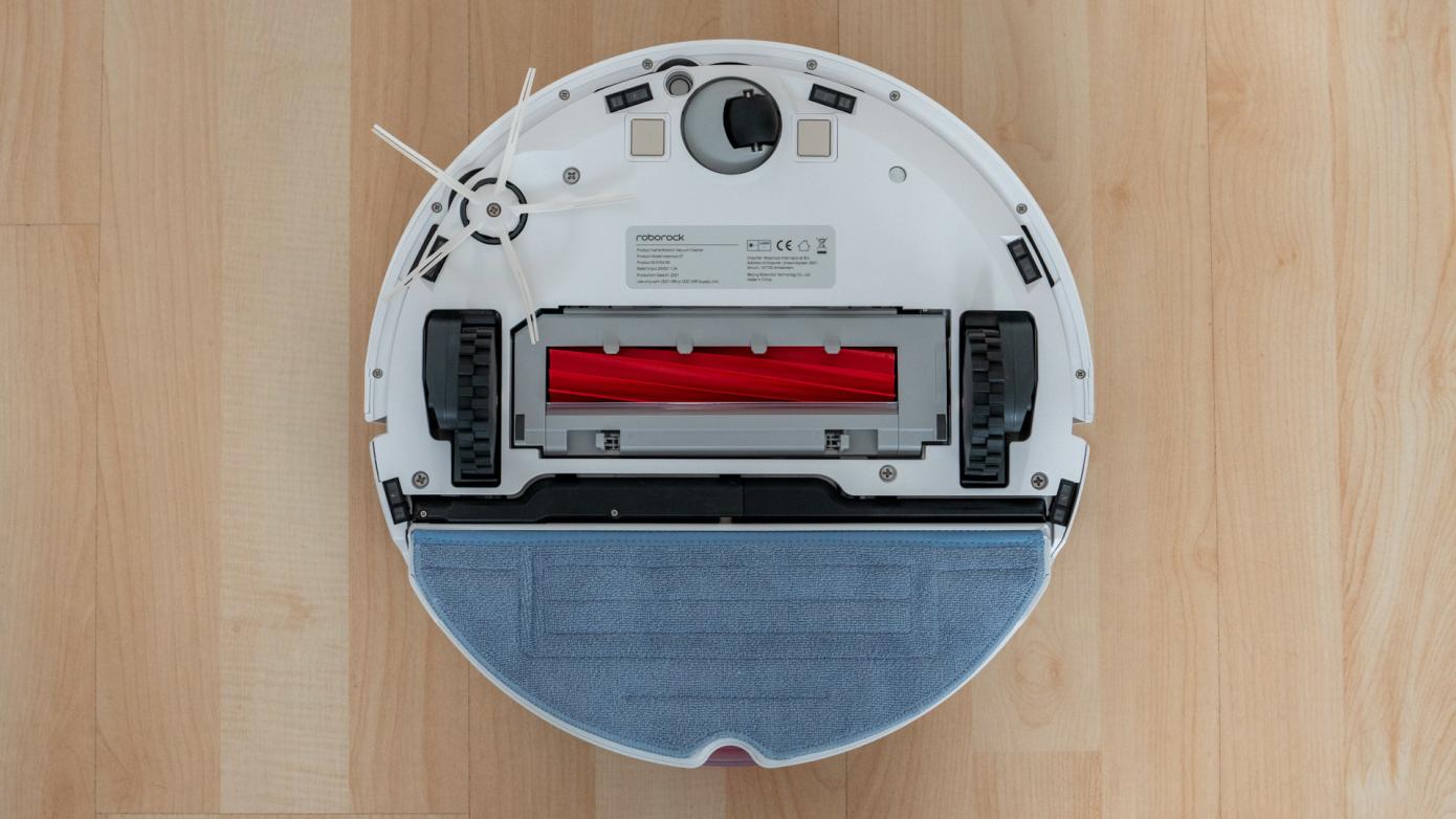 Obzor Robota Pylesosa Roborock S7 6