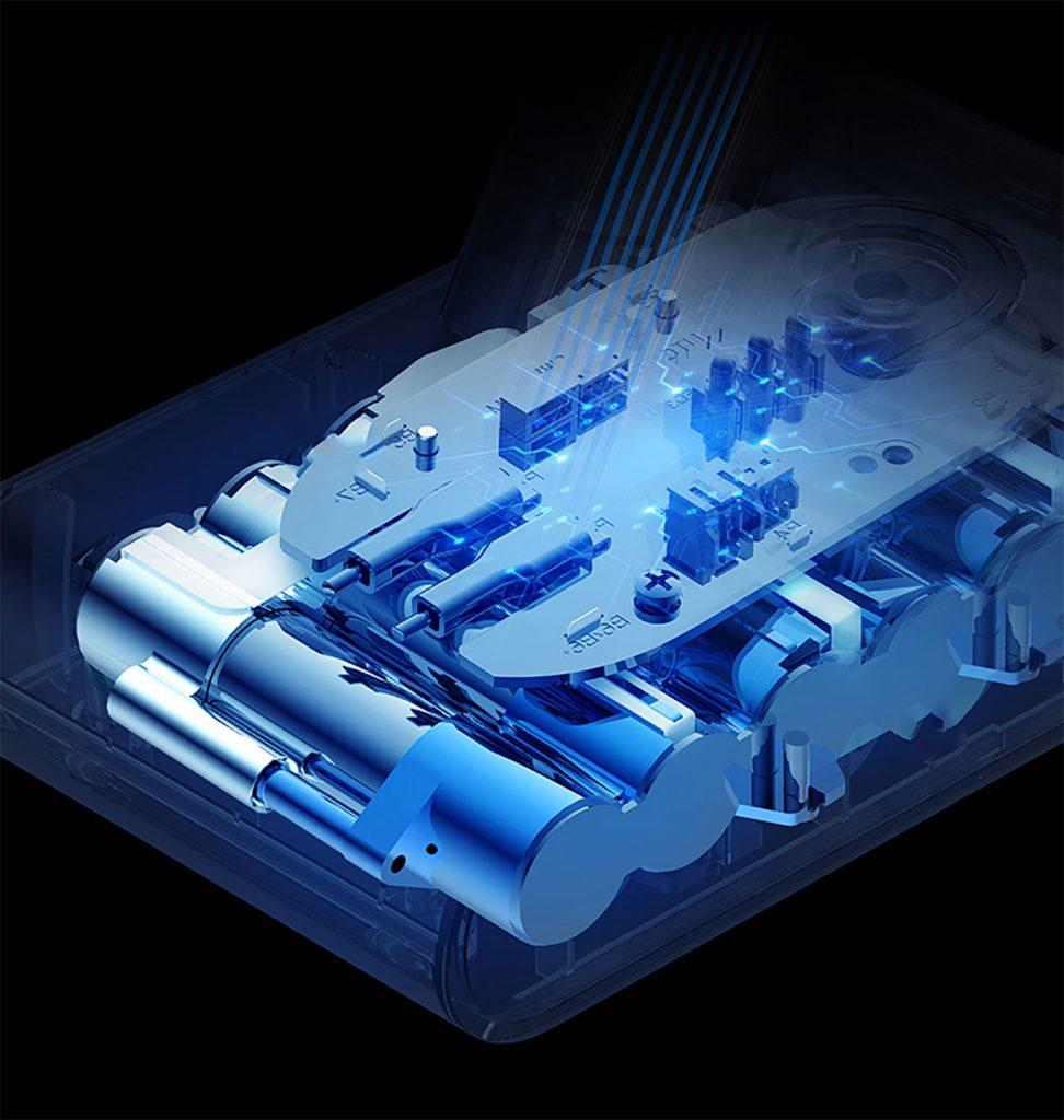Opisanie Besprovodnoj Ruchnoj Pylesos Deerma Vc25 Wireless Vacuum Cleaner Dem Vc25 3