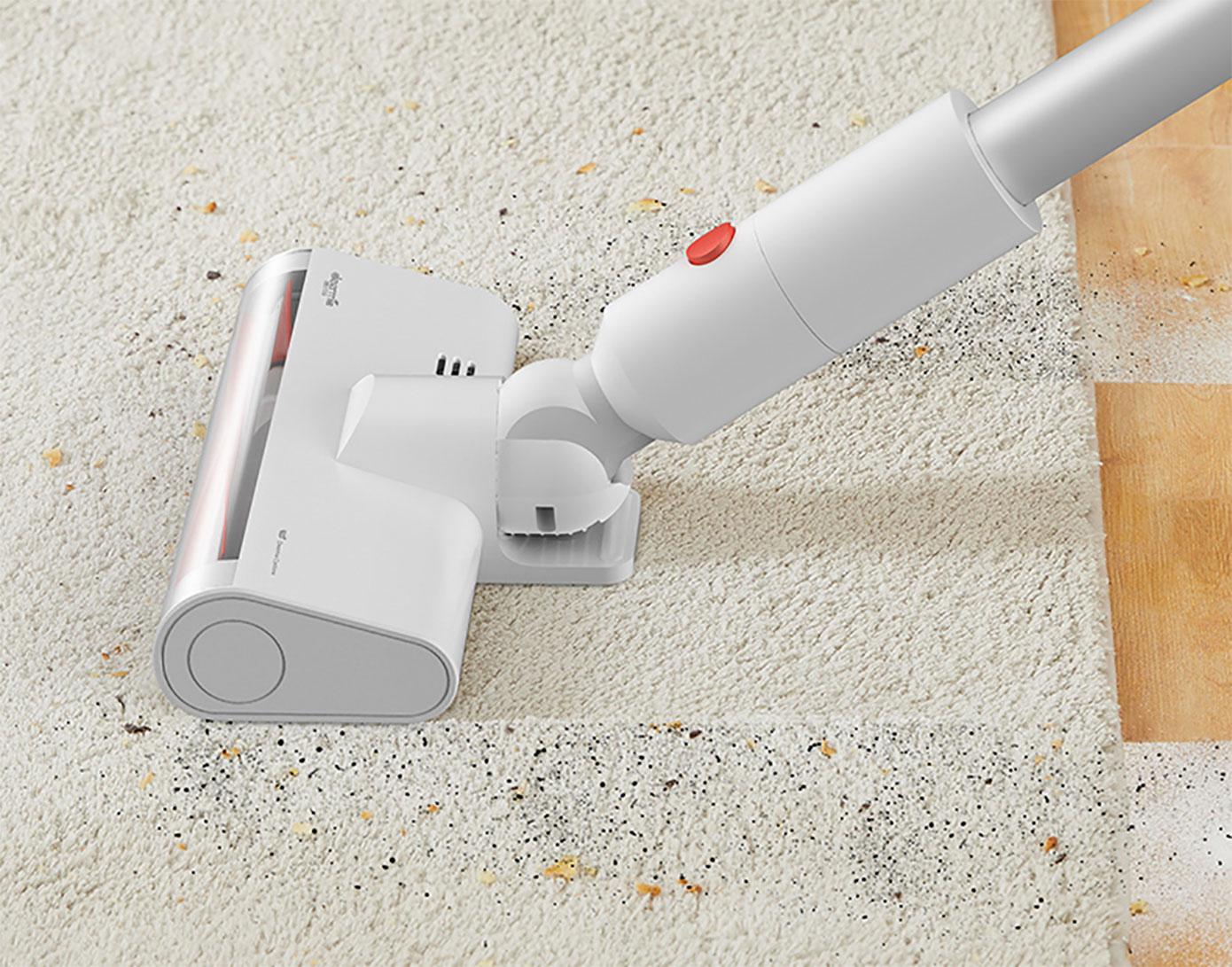 Opisanie Besprovodnoj Ruchnoj Pylesos Deerma Vc25 Wireless Vacuum Cleaner Dem Vc25 8