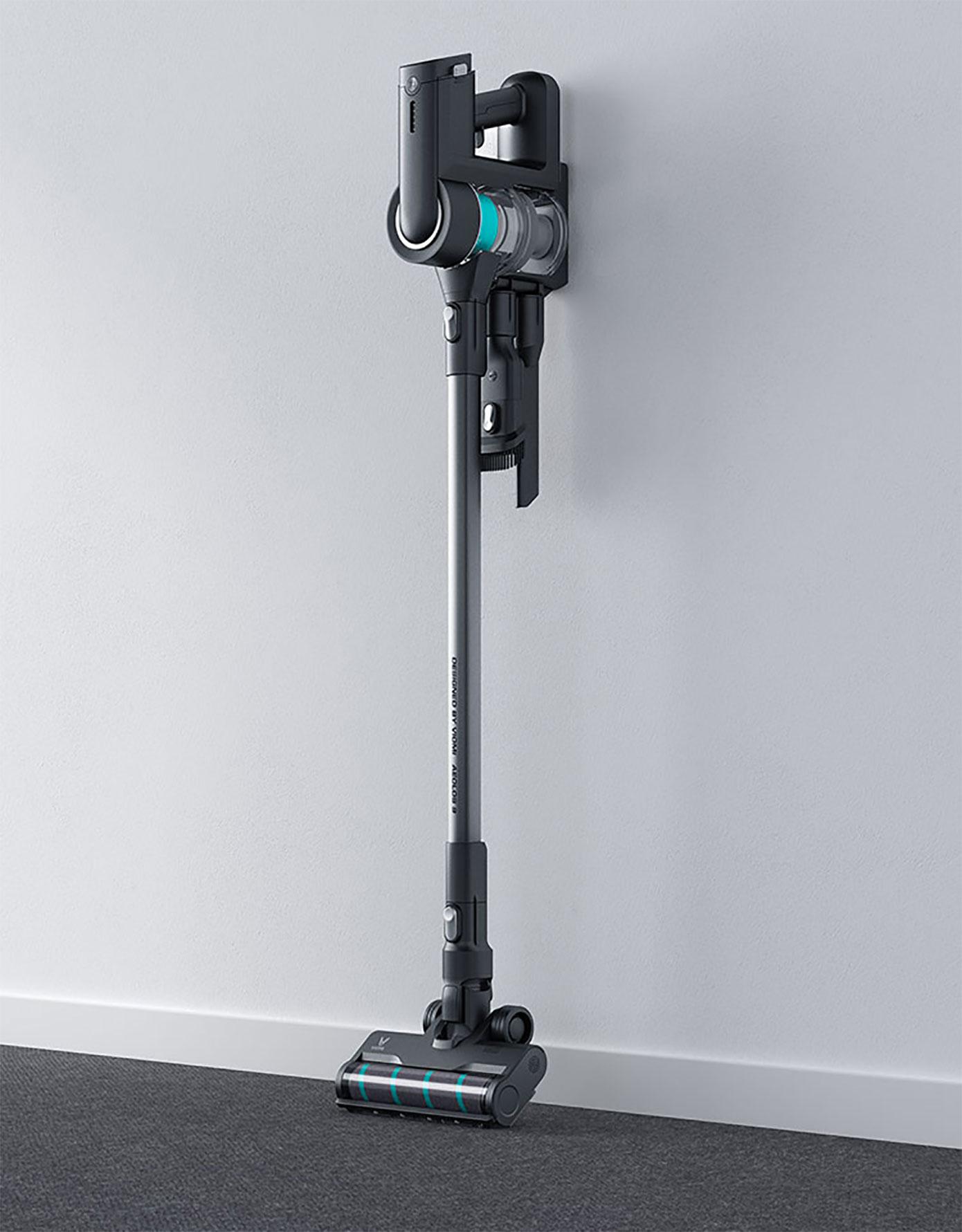 Opisanie Besprovodnoj Ruchnoj Pylesos Viomi A9 Hanheld Wireless Vacuum Cleaner Black 1