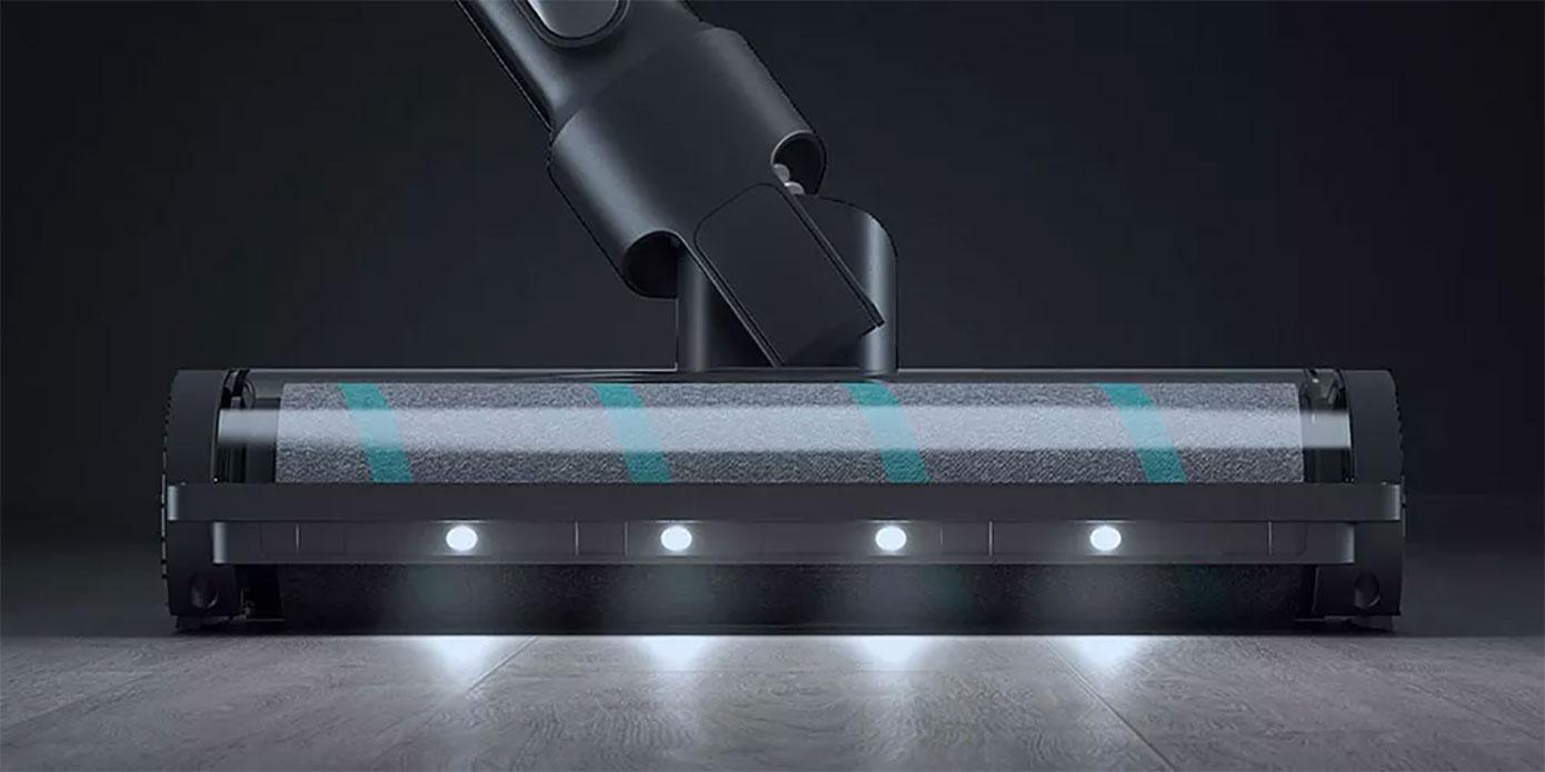 Opisanie Besprovodnoj Ruchnoj Pylesos Viomi A9 Hanheld Wireless Vacuum Cleaner Black 7
