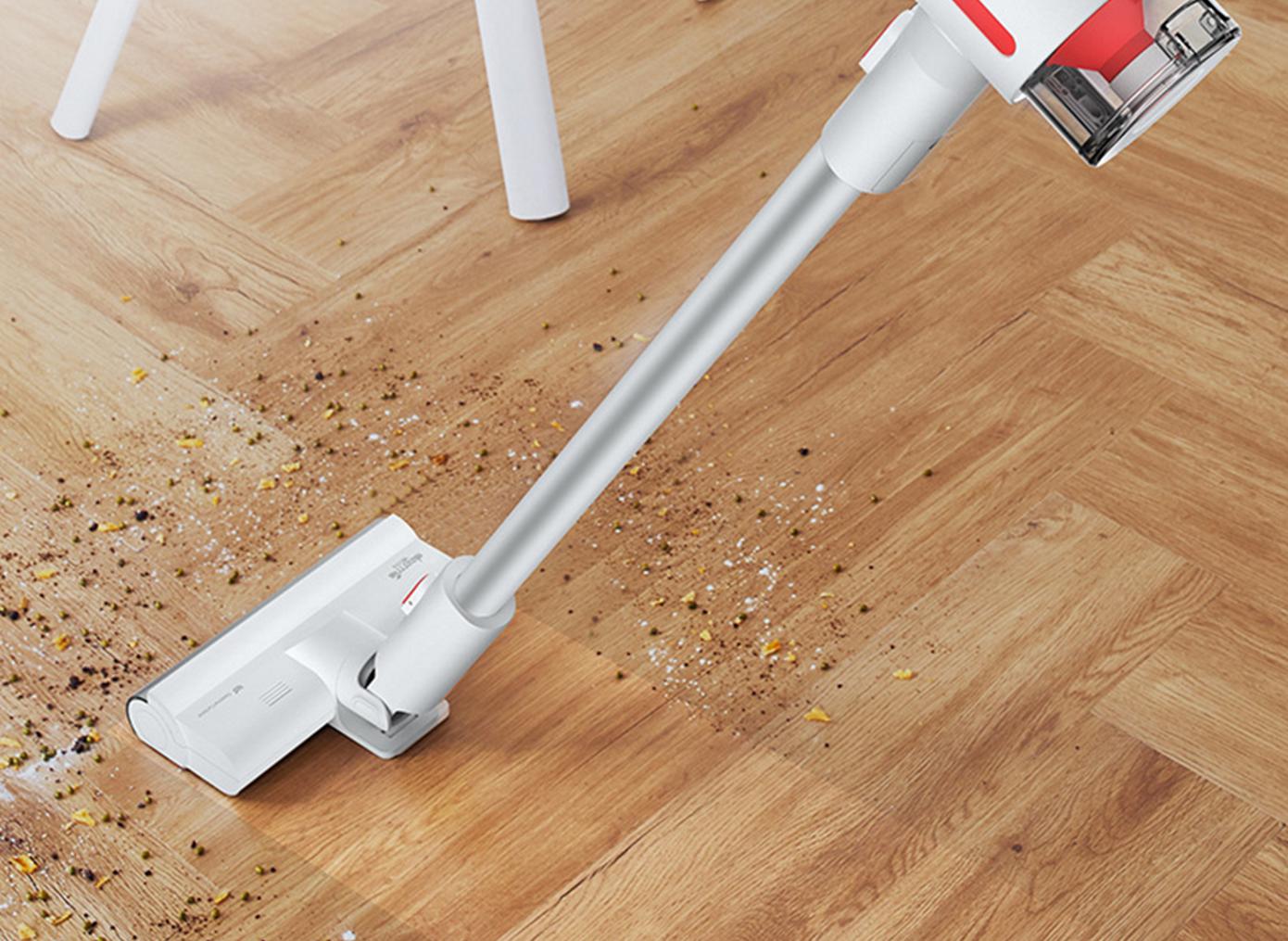 Opisanie Besprovodnoj Ruchnoj Pylesos Xiaomi Deerma Wireless Vacuum Cleaner Vc40 7
