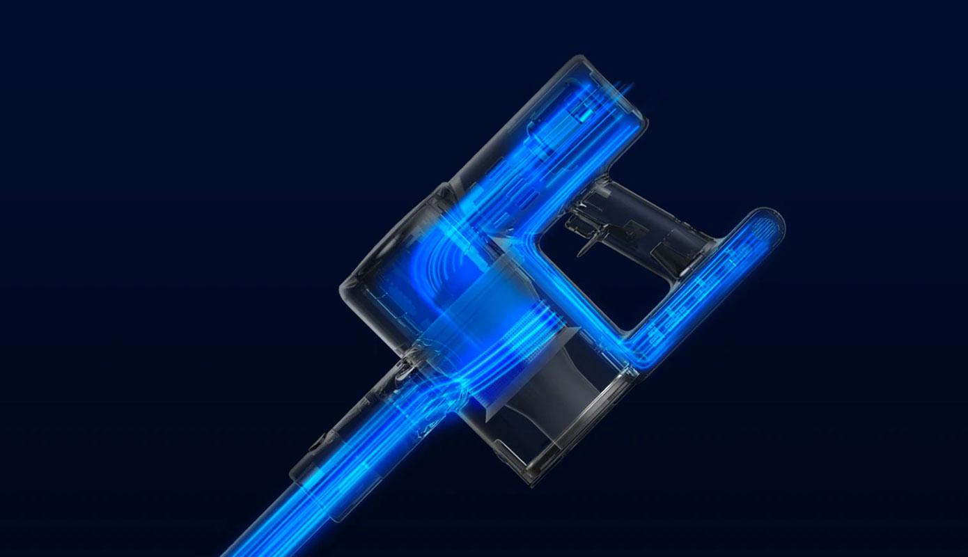 Opisanie Besprovodnoj Ruchnoj Pylesos Xiaomi Dreame V10 Pro Wireless Vacuum Cleaner 3