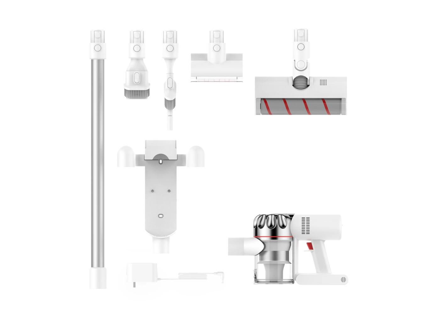 Opisanie Besprovodnoj Ruchnoj Pylesos Xiaomi Dreame V9p Wireless Vacuum Cleaner 5