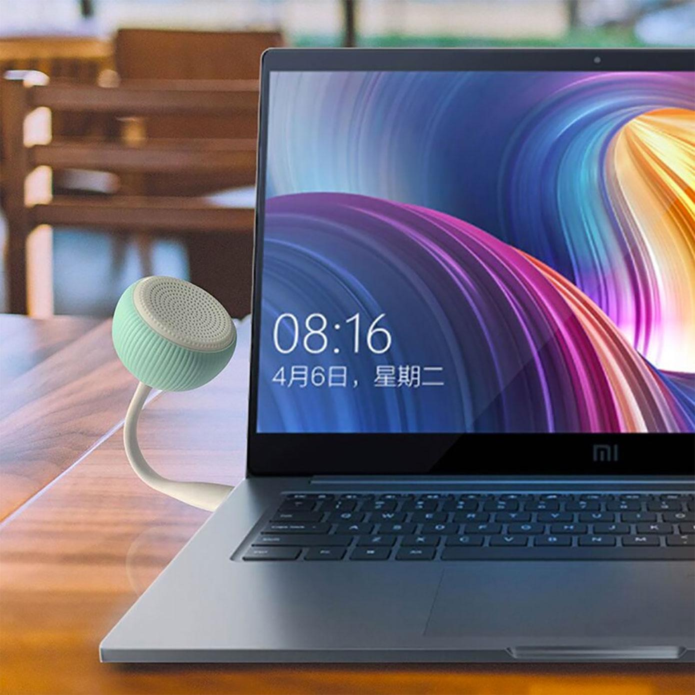 Opisanie Kolonka Usb Xiaomi Velev M83 Speaker Blue 1