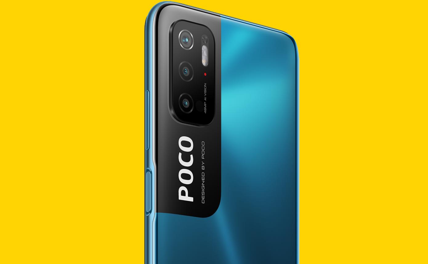 Opisanie Poco M3 Pro 5g 7
