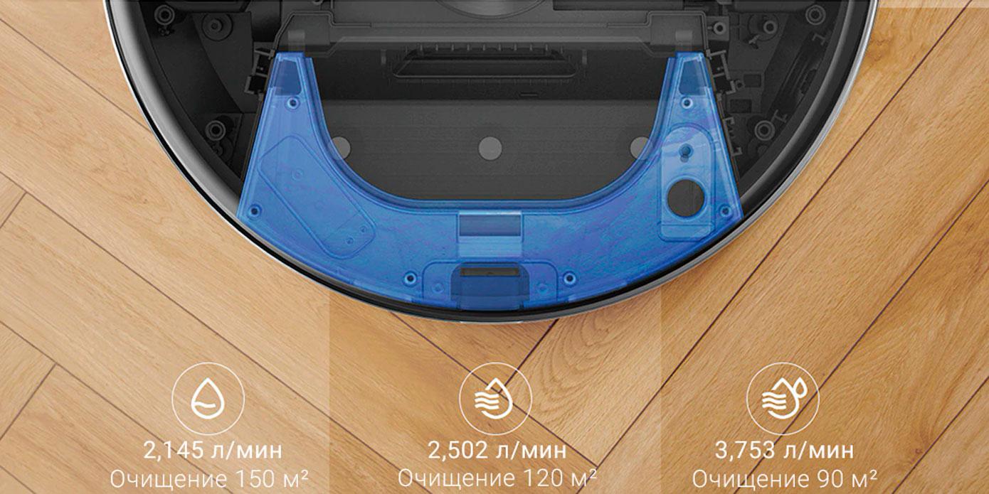 Opisanie Robot Pylesos Xiaomi Lydsto R1 4