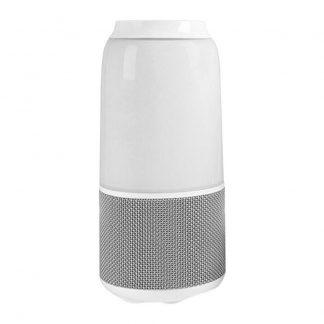 Portativnaya Bluetooth Kolonka Velev V03 Colorful Lighting Sound S Podsvetkoj White 1