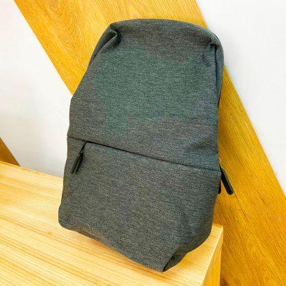 Uczenka Sumka Cherez Plecho Xiaomi Chest Bag Chernaya 2