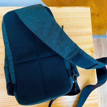 Uczenka Sumka Cherez Plecho Xiaomi Chest Bag Chernaya 5