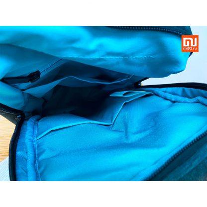 Uczenka Sumka Cherez Plecho Xiaomi Chest Bag Chernaya 6