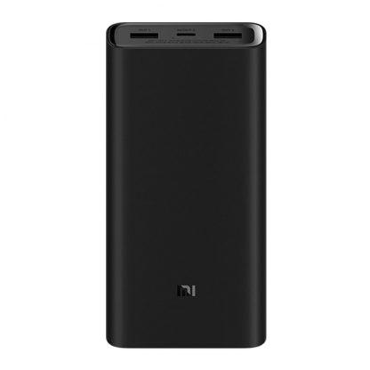 Vneshnij Akkumulyator Xiaomi Power Bank 3 Super Flash Charge 20000mah Black Pb2050zm 1
