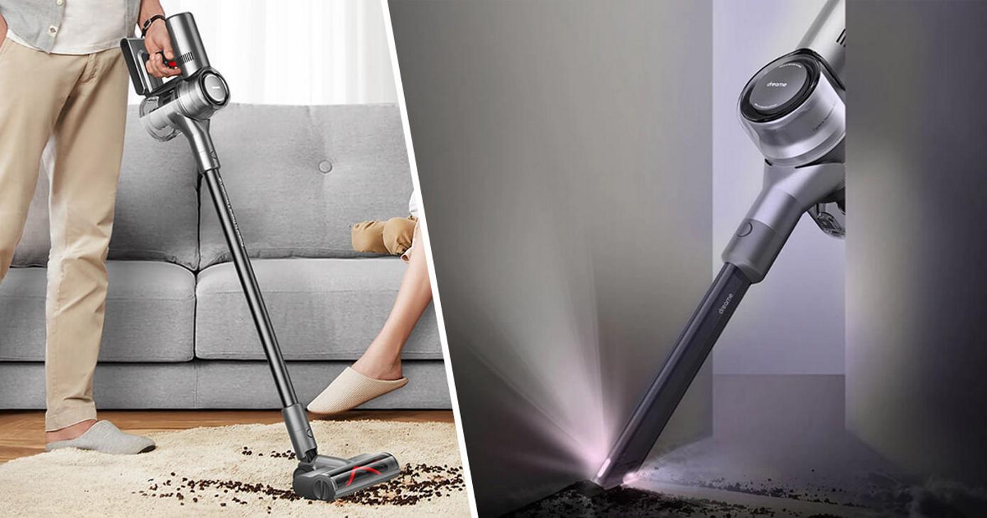 Opisanie Besprovodnoj Pylesos Xiaomi Dreame V12 Vacuum Cleaner Vvt1 1