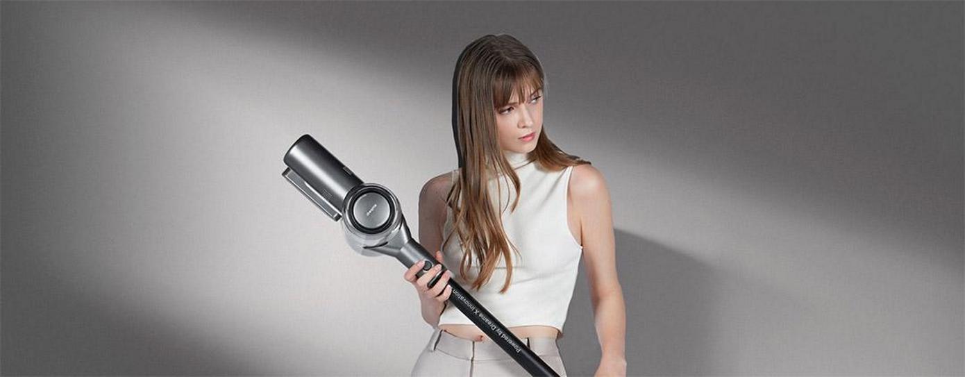 Opisanie Besprovodnoj Pylesos Xiaomi Dreame V12 Vacuum Cleaner Vvt1 2