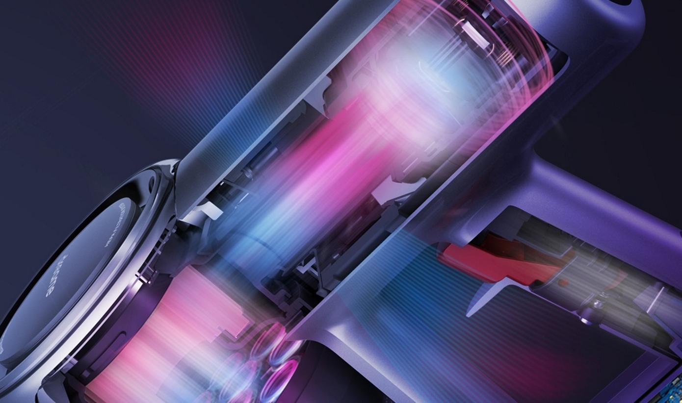 Opisanie Besprovodnoj Pylesos Xiaomi Dreame V12 Vacuum Cleaner Vvt1 4