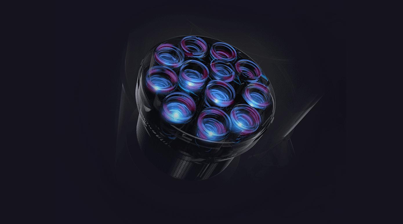 Opisanie Besprovodnoj Pylesos Xiaomi Dreame V12 Vacuum Cleaner Vvt1 5
